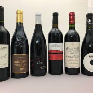 Red Wine Case