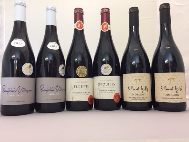 Beaujolais Case