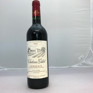 CHATEAU GILLET ROUGE 2018